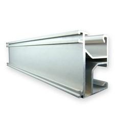 Perfil Riel Aluminio Trsiol...