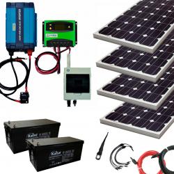Kit Solar 600W Trisol Estándar