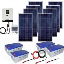Kit Solar Trisol 2,24KW...
