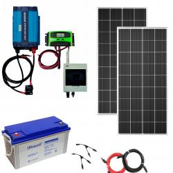 Trisol Kit solar 380w...