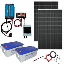Trisol Kit Solar 640w...