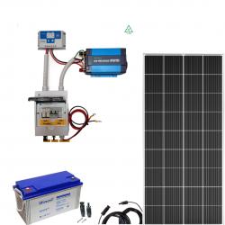 Kit solar 190w Trisol...
