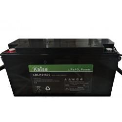 Batería 150Ah 12V Iones de...