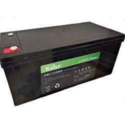 Batería 200Ah 12V Iones de...