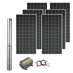 Kit Bomba Solar Trisol con...
