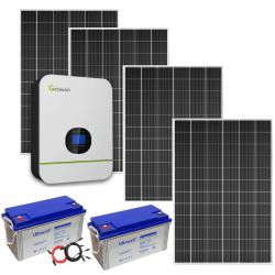 Kit Solar 1kW Trisol con...