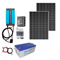 Kit Solar 500W Trisol con...