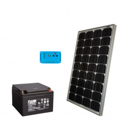 Trisol Kit Solar 50Wh 12V