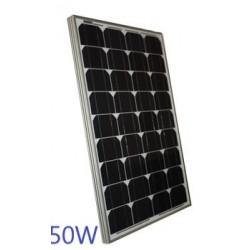 Panel Solar Trisol 50W 12V...