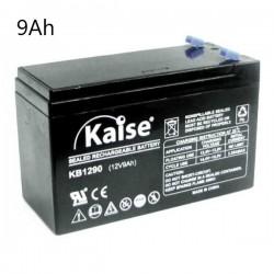 Batería 9Ah 12V AGM Ciclo...