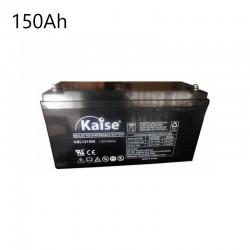 Bateria 150Ah 12V AGM Ciclo...