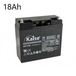 Bateria 18Ah 12V AGM Ciclo...