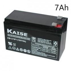 Bateria 7Ah 12V AGM Ciclo...