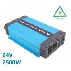 Inversor Trisol  2500W Dc...