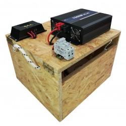 Trisol Kit SOLAR OFF-GRID...